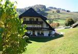 Location vacances Schönau im Schwarzwald - Apartment Elisabeth 6-1
