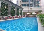 Location vacances Hong Kong Island - Incredible Chinese Luxury Apartment-1
