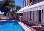 Location vacances Finestrat - Holiday Home Calle Isla Gran Canaria-2