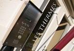 Hôtel Anjeux - Les Thermes - Cerise Hotels & Résidences-3