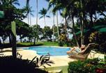Hôtel Dominical - Rafiki Beach Camp-1
