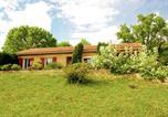 Location vacances Savignac-les-Eglises - Holiday home Villa Rosa-1