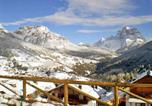 Location vacances Rocca Pietore - Apartment Villagrande Province of Belluno-1