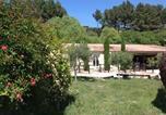 Location vacances Cornillon-Confoux - Mas Baumelle-3