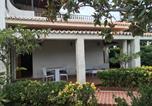 Location vacances Villafranca Tirrena - Bianco marmora-2
