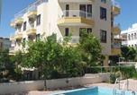 Hôtel Şirinyalı - Pinus Apart & Hotel-2