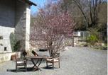 Hôtel Saint-Just-en-Chevalet - La Chambre d'hôtes du Moulin Gitenay-1