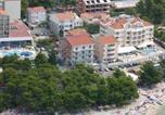 Hôtel Brela - Hotel Hrvatska-1