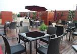 Hôtel Yueyang - Huarui Danfeng Jianguo Hotel