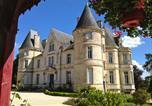 Hôtel Manzac-sur-Vern - Château de Lestaubiere-4
