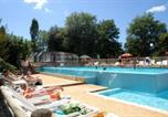 Camping avec Parc aquatique / toboggans La Roque-Gageac - Domaine de Loisirs Le Montant-1