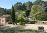 Location vacances Cazouls-lès-Béziers - Gites de la Baume-1