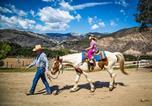 Villages vacances Santa Barbara - Rancho Oso Wheelchair Accessible Cabin 4-4