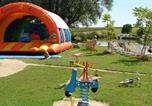 Camping avec Piscine Messanges - Camping Moulin De Collonge-1