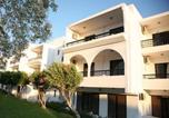 Hôtel Ιαλυσος - Debby Hotel Apartments-4