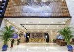Hôtel Tianjin - Lavande Hotel Tianjin Binhai Yujiapu Finacial Center-2
