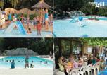 Camping  Acceptant les animaux Chassiers - Camping Domaine De Gil-4