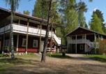 Hôtel Hagfors - Solbacka Gästgiveri-3