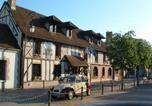 Hôtel Langon - Auberge Du Cheval Blanc - Châteaux et Hôtels Collection-1
