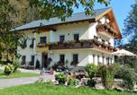 Location vacances Sankt Georgen am Reith - Biobauernhof Poidlbauer-4