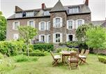 Location vacances Saint-Lunaire - Villa Grande maison traditionnelle renovee a Saint-Briac-1