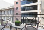 Hôtel Athènes - Malliott Eva Hotel