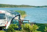 Camping avec WIFI Allemagne - Campingplatz Zwenzower Ufer-3