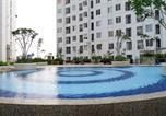 Location vacances Bekasi - 2br Homey Bassura City By Travelio-4