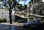 Hôtel 4 étoiles Montpellier - Apparthotel Eurociel Centre Comédie-2