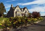 Hôtel Grantown-on-Spey - The Mountview Hotel-3