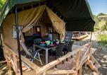 Camping Aalsmeer - Safari tent at Chaletpark Holiday-4