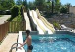 Camping avec Piscine Les Eyzies-de-Tayac-Sireuil - Camping Les Charmes-4