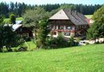 Location vacances Furtwangen im Schwarzwald - Apartment Sonnenwinkel 3-1