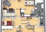 Location vacances Bottrop - Apartmenthaus Glück Auf-3