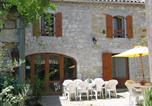 Hôtel Saint-Alban-Auriolles - Chambres d'hôtes les Clapas-1