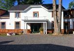 Hôtel Little Falls - Lake House-4