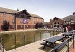 Hôtel Little Horwood - Premier Inn Milton Keynes Central South West - Furzton Lake-4