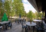 Camping avec WIFI Finlande - Kangasjoki Camping-3