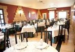 Location vacances Horcajo de Santiago - Hostal Restaurante Dulcinea de El Toboso-1