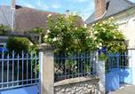 Hôtel Vouvray-sur-Loir - Chambres d'hôtes Côté Jardin-4