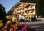 Location vacances Corvara in Badia - Monti Pallidi B&B Apartments-1