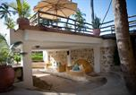 Location vacances Kiwengwa - Green and Blue Ocean Lodge-2