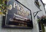 Hôtel Hadden - Plough Hotel-1