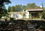 Location vacances Entrecasteaux - Villa Lou Miradou-2
