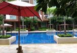 Location vacances Khlong Chan - Joe Apartment at Bangkok - Bang Kapi-3
