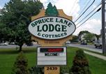 Hôtel Akron - Spruce Lane Lodge and Cottages-3