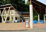 Camping avec Piscine Sainte-Eulalie-d'Olt - Camping Roc de l'Arche-1