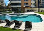 Hôtel Surfers Paradise - Zenith Ocean Front Apartments-2