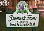 Location vacances Rochester - Shamrock Farms Bed and Breakfast-2