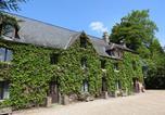 Hôtel Saint-Gatien-des-Bois - Hostellerie de l'Aubergade-1